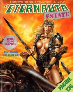 Copertina ETERNAUTA SPECIALE ESTATE 88 n. - SPECIALE ESTATE 88, COMIC ART