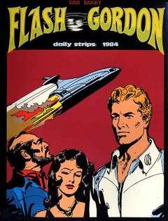 Copertina FLASH GORDON n.10 - 1984 strisce giornaliere , COMIC ART