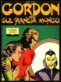 Copertina FLASH GORDON n.1 - GORDON SUL PIANETA MONGO, COMIC ART