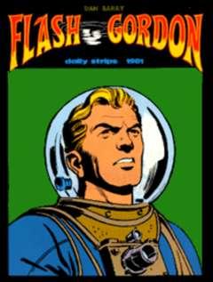 Copertina FLASH GORDON n.5 - 1981 strisce giornaliere , COMIC ART