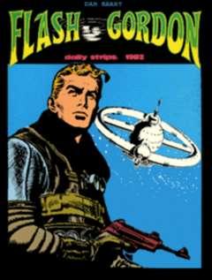 Copertina FLASH GORDON n.6 - 1982 strise giornaliere , COMIC ART