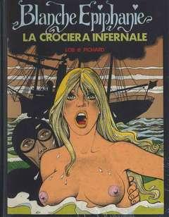 Copertina GRANDI FIRME n.0 - BLANCHE EPIPHANIE-LA CROCIERA INFERNALE, COMIC ART