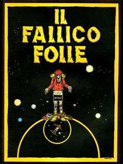 Copertina GRANDI FIRME n.0 - IL FALLICO FOLLE, COMIC ART