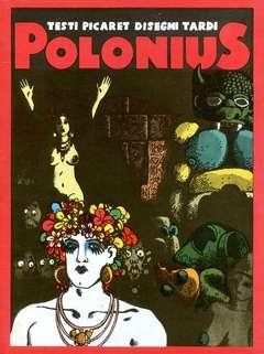 Copertina GRANDI FIRME n.0 - POLONIUS, COMIC ART