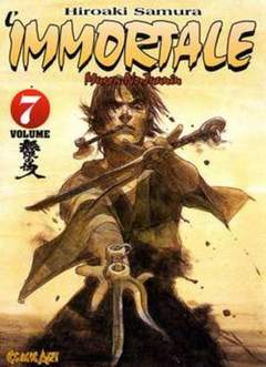 Copertina IMMORTALE COMIC ART LOTTI n.3 - CONTIENE I NUMERI 7-8, COMIC ART
