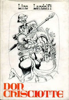 Copertina JOHNNY HAZARD n.4 - DON CHISCIOTTE, COMIC ART