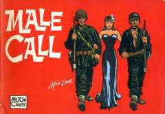 Copertina MALE CALL n.0 - MALE CALL MISS LACE, COMIC ART