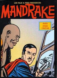 Copertina MANDRAKE STRISCE GIORNALIERE n.30 - MANDRAKE 1967/68 STRISCE GIORNALIERE, COMIC ART