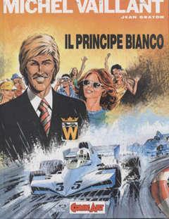 Copertina MICHEL VAILLANT n.4 - IL PRINCIPE BIANCO, COMIC ART