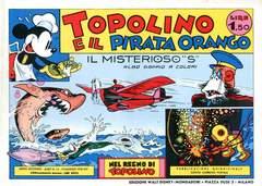 Copertina NEL REGNO DI TOPOLINO n.16 - Topolino e il pirata Orango, COMIC ART