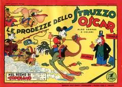 Copertina NEL REGNO DI TOPOLINO n.21 - Le prodezze dello struzzo Oscar, COMIC ART