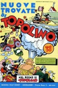 Copertina NEL REGNO DI TOPOLINO n.31 - Le nuove trovate di Topolino, COMIC ART