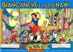 Copertina NEL REGNO DI TOPOLINO n.66 - Biancaneve e i 7 Nani, COMIC ART