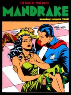Copertina NEW COMICS NOW n.106 - MANDRAKE 1948 TAVOLE DOMENICALI, COMIC ART