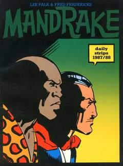 Copertina NEW COMICS NOW n.262 - MANDRAKE 1987/88 STRISCE GIORNALIERE, COMIC ART