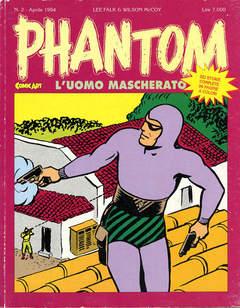 Copertina PHANTOM SPECIALE n.2 - PHANTOM SPECIALE             2, COMIC ART