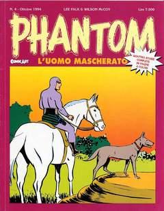 Copertina PHANTOM SPECIALE n.4 - PHANTOM SPECIALE             4, COMIC ART