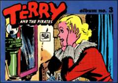 Copertina TERRY E I PIRATI n.3 - TERRY E I PIRATI, COMIC ART
