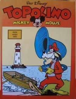 Copertina TOPOLINO n.0 - TOPOLINO 1983 STRISCE GIORNALIERE, COMIC ART