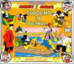 Copertina TOPOLINO e SILLY SIMPHONIES n.18 - Topolino in vacanza, COMIC ART