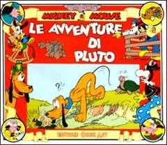 Copertina TOPOLINO e SILLY SIMPHONIES n.45 - Le avventure di Pluto, COMIC ART