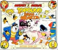 Copertina TOPOLINO e SILLY SIMPHONIES n.47 - Topolino e l'enigma di Brigaboom, COMIC ART