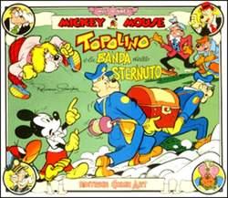 Copertina TOPOLINO e SILLY SIMPHONIES n.48 - Topolino e la banda dello sternuto, COMIC ART