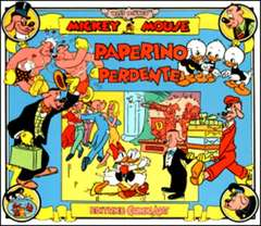 Copertina TOPOLINO e SILLY SIMPHONIES n.52 - Paperino Perdente, COMIC ART
