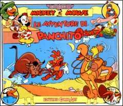 Copertina TOPOLINO e SILLY SIMPHONIES n.64 - Le avventure di Panchito, COMIC ART