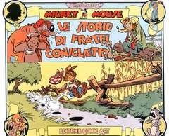 Copertina TOPOLINO e SILLY SIMPHONIES n.65 - Le storie di Fratel Coniglietto, COMIC ART