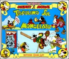 Copertina TOPOLINO e SILLY SIMPHONIES n.4 - Topolino sul Mongelato, COMIC ART