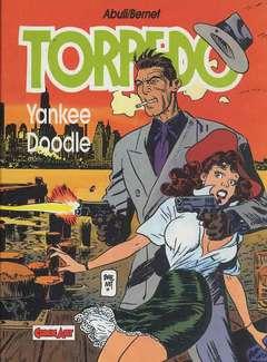 Copertina TORPEDO n.5 - YANKEE DOODLE, COMIC ART