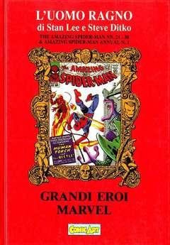 Copertina UOMO RAGNO n.3 - L'UOMO RAGNO 3, COMIC ART