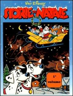 Copertina WALT DISNEY Storie di Natale n.1 - Walt Disney Storie di Natale primo volume, COMIC ART
