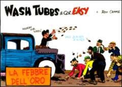 Copertina WASH TUBBS n.3 - WASH TUBBS, COMIC ART