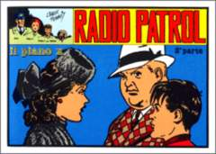 Copertina YELLOW KID n.64 - RADIO PATTUGLIA, COMIC ART