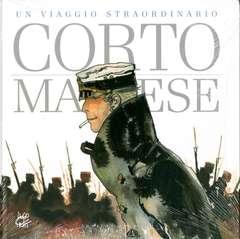 Copertina CORTO MALTESE UN VIAGGIO... n. - UN VIAGGIO STRAORDINARIO, COMICON EDIZIONI