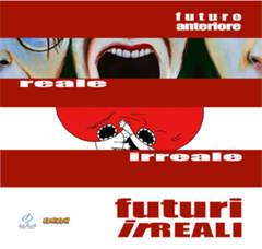 Copertina FUTURO ANTERIORE n.4 - FUTURI IRREALI, COMICON EDIZIONI