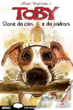 Copertina ANIMALS NOVEL n.2 - Storie da cani e da umani, COMICOUT
