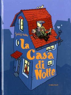 Copertina CASA DI NOTTE n. - LA CASA DI NOTTE, COMICOUT