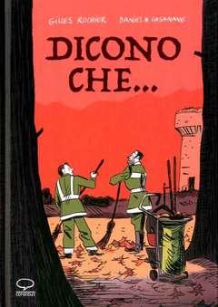 Copertina DICONO CHE... n. - DICONO CHE..., COMICOUT