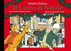 Copertina ILLUSTRATI YOUNG n.2 - CANTO DI NATALE, COMICOUT