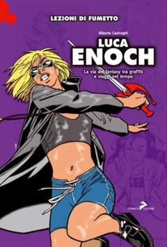 Copertina LEZIONI DI FUMETTO n.13 - LUCA ENOCH, COMICOUT