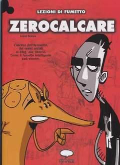 Copertina LEZIONI DI FUMETTO n.16 - ZEROCALCARE, COMICOUT
