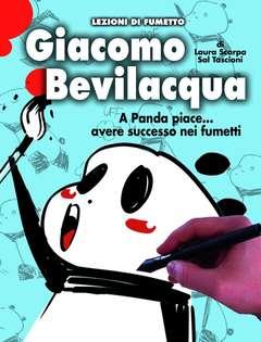 Copertina LEZIONI DI FUMETTO n.24 - GIACOMO BEVILAQUA, COMICOUT