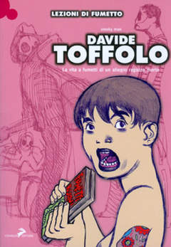 Copertina LEZIONI DI FUMETTO n.6 - DAVIDE TOFFOLO, COMICOUT