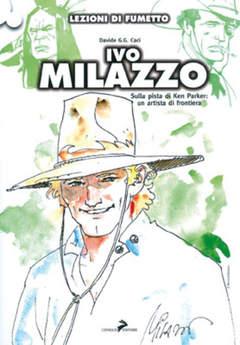 Copertina LEZIONI DI FUMETTO n.9 - IVO MILAZZO, COMICOUT