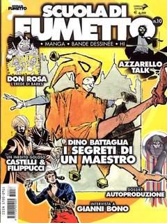Copertina SCUOLA DI FUMETTO n.10 - SCUOLA DI FUMETTO           10, COMICOUT