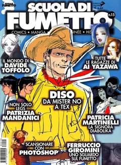 Copertina SCUOLA DI FUMETTO n.15 - SCUOLA DI FUMETTO           15, COMICOUT