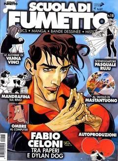 Copertina SCUOLA DI FUMETTO n.18 - SCUOLA DI FUMETTO           18, COMICOUT